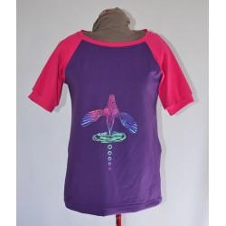 Tee-shirt Mirra Violet