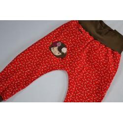 Pantalon sarouel fleurs...