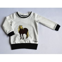 Sweat Trocute Cheval